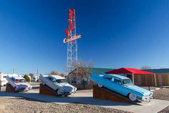 RainbowRV com - Cadillac Ranch RV Park